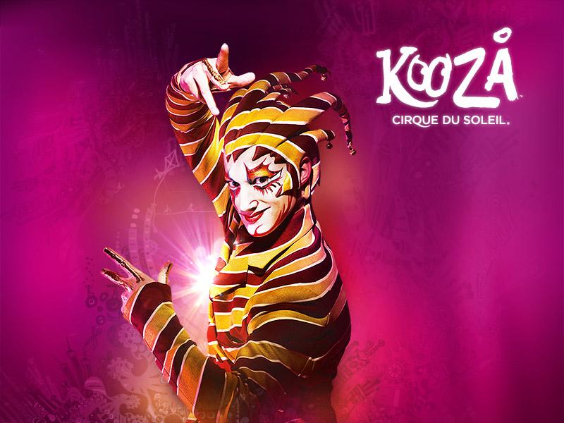 kooza cirque